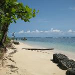 Popa beach