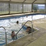 aguas termales cubierta