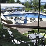 piscinas con aguas termales