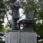 Lincoln Statue in Lincoln Park Polanco