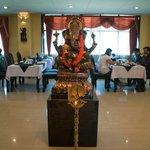 Lord Ganesha's Idol at gate