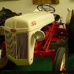 Ford Ferguson tractor