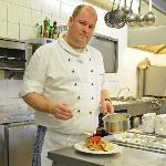 Küchenchef Willi Peters