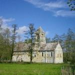 Eglise de Tahon (12è siècle)