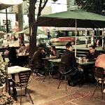 Café Exterior