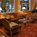 Mary Cassatt Tea Room - Seating