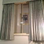 fake window in room 48