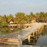 Hotel Del Rio dock