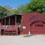 The Portal Peak Lodge