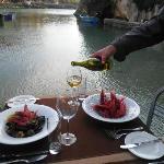 The Boat House Restaurant, Xlendi Bay, Gozo