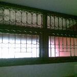 BATH ROOM WINDOW