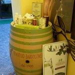 Bartolomei olive oil shop