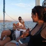 Daves Friends On Second Wind Sail Trip