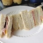 gluten free sandwiches ... can you see the filling?