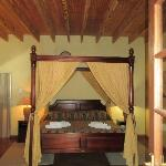 "The ""honeymoon"" room"