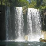 water falls in antalya