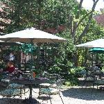 Eat at our Garden Restaurant at the Peabody Essex Museum