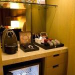 In-room minibar