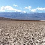Panamint from Badwater