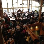 Grizzly's early season Après