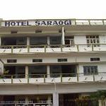 Front View Of Hotel Saraogi