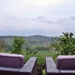 view from Casa di Maio