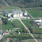 Flight over Chambord with Jean-Renaud