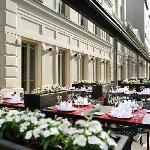Restaurante exterior
