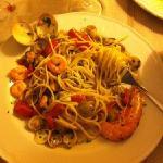 spaghetti al pescatore ottimi