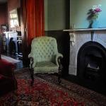 Charming lounge room