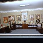 Orangerie particolare dello studio di P.Guillaume