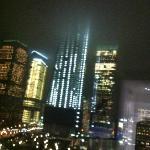 Freedom Tower bei Nacht