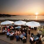 Cobo Bay Restaurant & Beach Terrace
