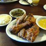 Southern Fried Chicken Dinner!!! Yum!!!