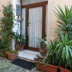 Fronto door of La Rosa dei Venti