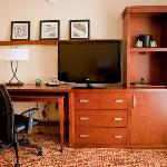 Guest rooms work area