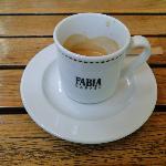 Hervorragender Espresso!