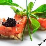 Salmon Tar-tar