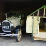 Car and Caravan at The Cedars