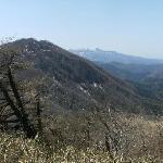 上蒜山と大山