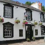 The Front of The Star Inn
