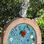 Rosary station