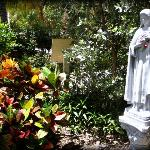 St. Therese in the Garden