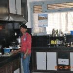 The sweetest chef in Kathmandu