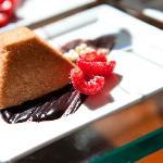 Cafe Fleuri-Chocolate Bar