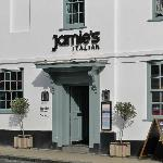 Jamie's Italian - on the site of the Bell Public House