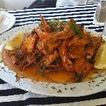 Main dish - delicious!!