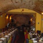 Historic rooms of Taverna di Re Artu