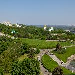 Viewpoint 31m, panorama of Lavra and museum
