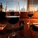 Wine at Food at Promenade Cafe and Wine